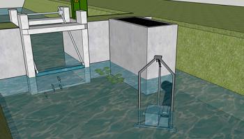 3D impressie voor de klant o.b.v. overleg.